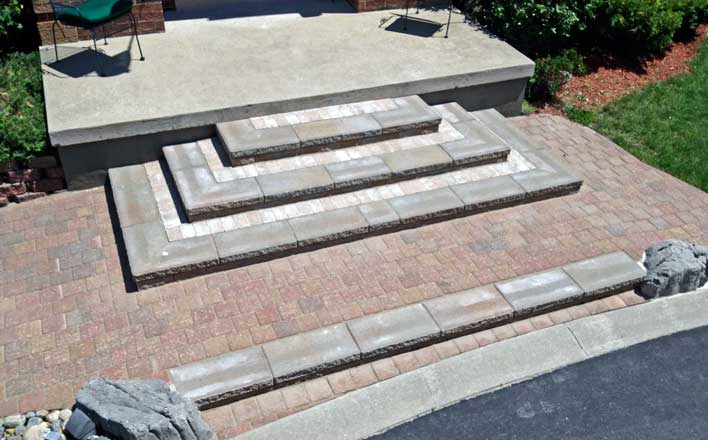 Orangeville Flagstone Patio